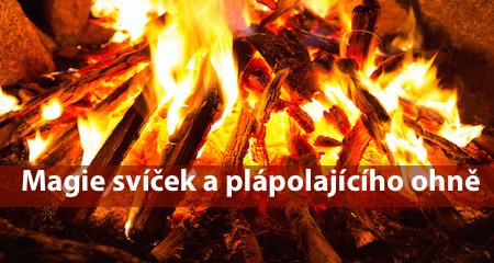 VĚDMA XARISKA: Magie svíčeka plápolajícího ohně