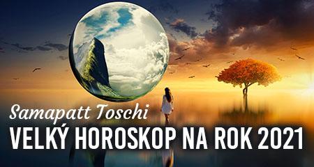 Samapatt Toschi: Velký horoskop na rok 2021 aneb Konjunkce Saturn – Jupiter – Nová éra