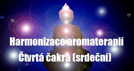 Magazín BIOOO: Harmonizace aromaterapií: Čtvrtá čakra (srdeční)