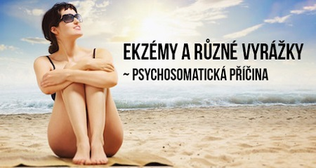 Jitka Bičíková: Ekzémy a různé vyrážky – Duchovní příčina