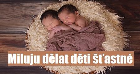 Monika Nisznanská: Miluju dělat děti šťastné