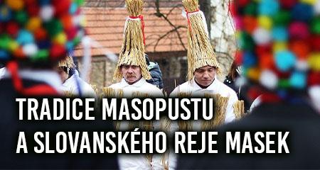 Tradice masopustu a slovanského reje masek