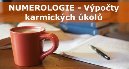 Soňa Sofi: NUMEROLOGIE - Výpočty karmických úkolů